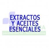 Extractos de plantas y Aceites esenciales