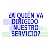 ¿A quién va dirigido nuestro servicio?
