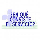 ¿En qué consiste el servicio?