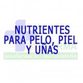 Nutrientes para pelo, piel, y uñas